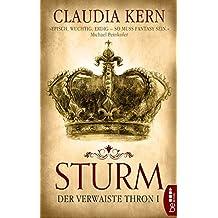 Sturm - Der verwaiste Thron 1