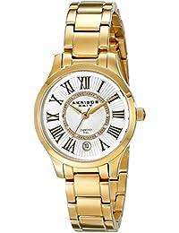 Akribos AK570YG - Reloj para mujeres