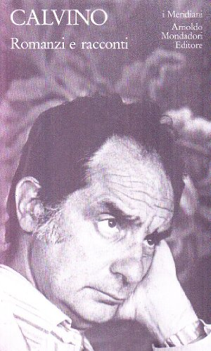 Romanzi e racconti: 2 (I Meridiani) por Italo Calvino
