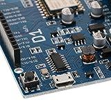 Homyl 2 Stück Arduino UNO Entwicklungsboard Eingangsspannung 24V