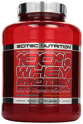 Scitec Nutrition Protein 100% Whey Protein Professional, Cappuccino, 2350g