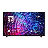 Philips 32PFS5803/12 32-Inch Full HD Smart LED TV with Freeview Play - Black (2018/2019 Model)