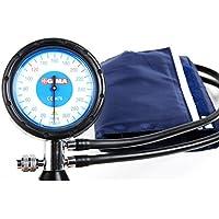 Roma 2 tubos aneroide esfigmomanómetro, medidor de presión arterial profesional, ...