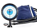 Best esfigmomanómetros - Roma 2 tubos aneroide esfigmomanómetro, medidor de presión Review