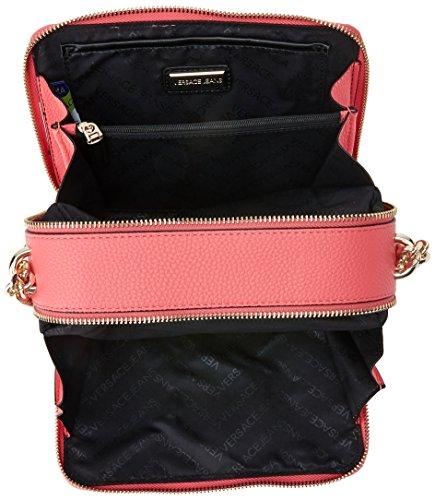 Donne Versace Ee1vrbbc2 E70034 Borse A Tracolla, 7.5x13x20 Cm Arancione (corallo)