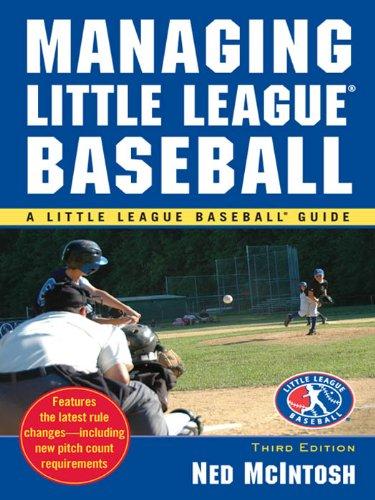 Managing Little League (Little League Baseball Guides) (English Edition) (Little League Coaching)