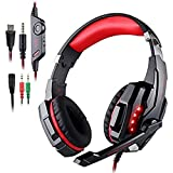 Best Afunta Gaming PCs - AFUNTA Gaming Headset for PlayStation 4 PS4 Tablet Review