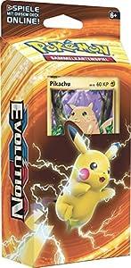 Pokemon 25875-PKM XY12Evolution temas de, cartas coleccionables