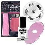 KONAD/NAILFUN Kit Iniziale per Stampare Unghie