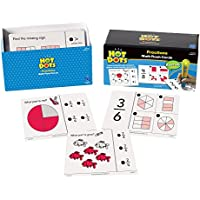 Learning Resources Hot Dots Fraction Card Set