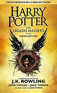 Harry Potter y el legado maldito par J.K. Rowling
