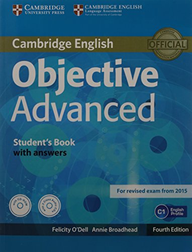 Objective Advanced Students Book with answers with CD-ROM with Class Audio CDs (2)