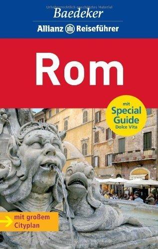 Preisvergleich Produktbild Baedeker Allianz Reiseführer Rom von Achim Bourmer (Februar 2011) Broschiert