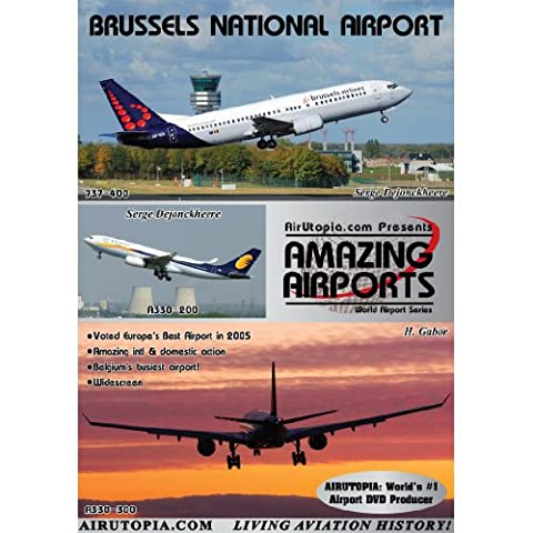 AirUtopia Brussels National Airport DVD