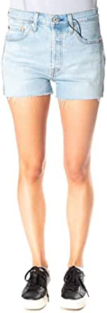 Levi's 501 High Rise Short Pantaloncini Donna
