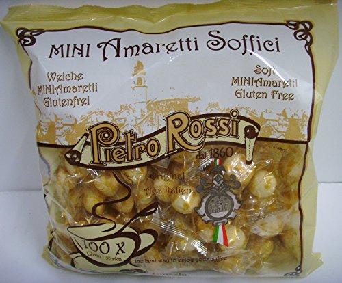 MINI Amaretti Pietro Rossi - weiche Amarettini 500g - ca 100 Stück