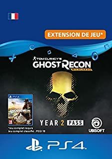 Tom Clancy's Ghost Recon Wildlands - Year 2 Pass DLC   Code Jeu PS4 - Compte français (B07DRS2TKP)   Amazon price tracker / tracking, Amazon price history charts, Amazon price watches, Amazon price drop alerts