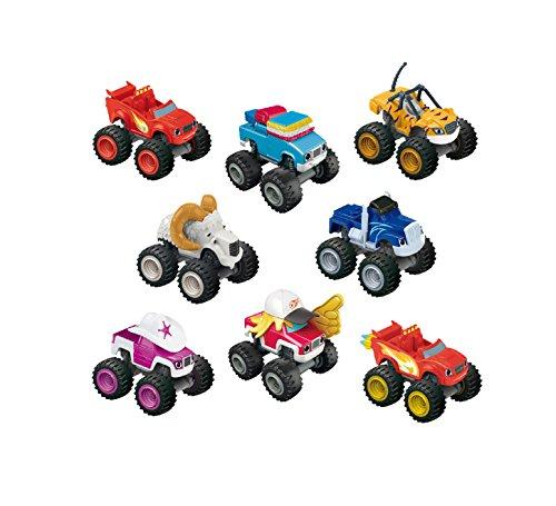 Fisher Price - Blaze y los Monster Machines - Vehículo básico (surtido) (Mattel)