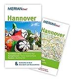 MERIAN live! Reiseführer Hannover: MERIAN live! – Mit Kartenatlas im Buch und Extra-Karte zum Herausnehmen