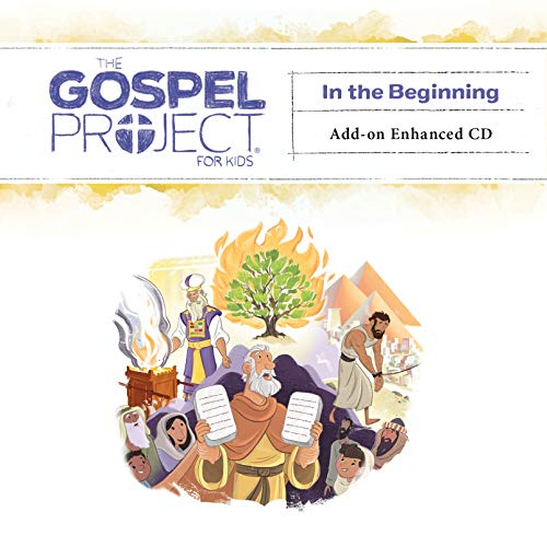 The Gospel Project for Kids - Kids Leader Kit Add-on - Out of Egypt (Add-on-audio)
