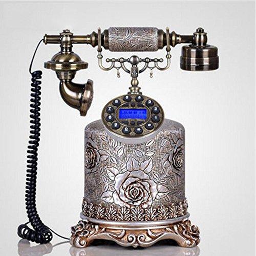 liu-yucasa-creativa-creativo-resina-argentata-decorazione-del-salone-home-office-moda-retro-telefono