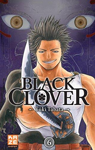 Black Clover /6 : Fend-la-mort