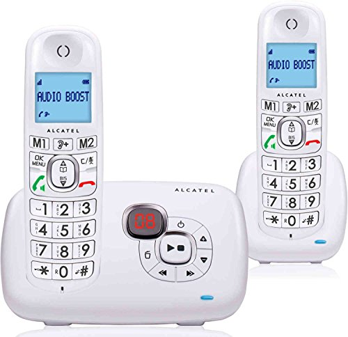 Alcatel XL 385 Voice DUO Candy-Bar