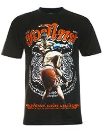 (PALLAS) Muay Thai Martial Arts T-Shirt (TN045)