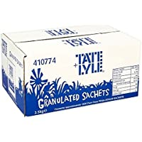 Tate & Lyle - Bolsita de azúcar blanca de 1000