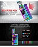 SMOK-Majesty-Kit-Luxe-Edition-Cigarettes-Electroniques-Kit-Complet-avec-TFV12-Prince-Tank-225W-Mod-Sans-Nivotine-ni-tabac100-Authentic-Resin-Rainbow7-Color-Cobra