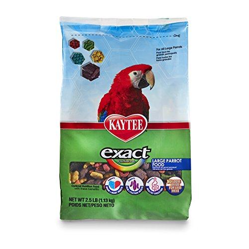 Kaytee Exact Rainbow Bird Nourriture pour grands perroquets
