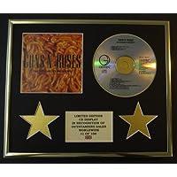 GUNS N' ROSES/CD Display/Limitata Edizione/Certificato di autenticità/THE SPAGHETTI