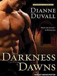 Darkness Dawns (Immortal Guardians) by Dianne Duvall (2011-07-25)