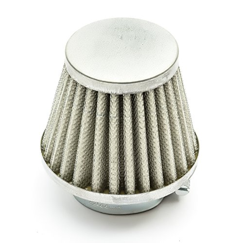 kn-performance-air-filter-35mm-silver-straight-neck-for-pit-bikes-scooters-quad-bikes