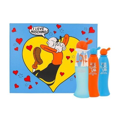 MOSCHINO cheapandchip I Love Love confezione