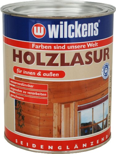 Wilckens Holzlasur LF, palisander, 750 ml 11789700050