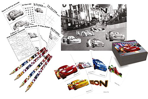 neon-disney-cars-activity-packs-party-bag-fillers-4-sets