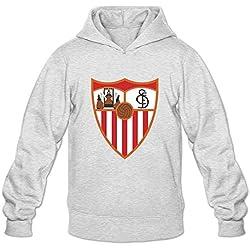 Men's FC Sevilla Cool Style Hoddies Medium