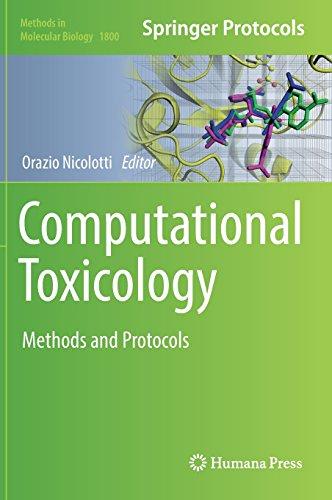 Computational Toxicology por Orazio Nicolotti (editor)