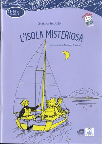 L'isola misteriosa. Con CD Audio