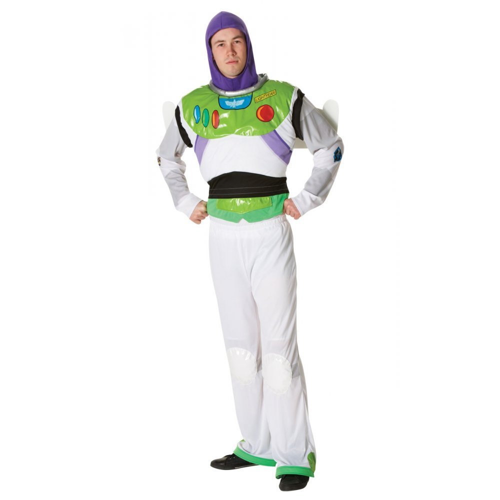 Rubies Toy Story Character Costumes - Buzz Lightyear - Standard ...