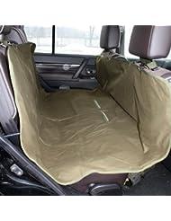 EUROHUNT Schoner Autositzschonbezug für Rückbank - Asiento para caza, color verde