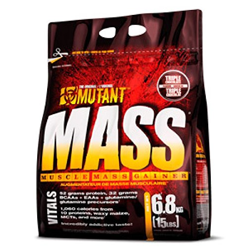 Mutant Mutant Mass Triple Chocolate - 6800 gr