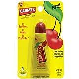 Carmex Cherry flavour 0.35oz Tubo by Carmex (English Manual)