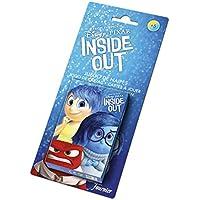 Inside Out - Baraja infantil con 40 cartas (Naipes Heraclio Fournier 1030992)