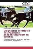 Diagnóstico serológico de anaplasma phaghocytophilum en caballos: Caballos fina sangre de carrera Valpaíso Sporting Club, Viña del Mar
