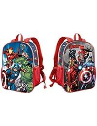 Karactermania Avengers Force-Sac à Dos Dual Mochila Infantil 41 Centimeters 14.5 (Multicolour)