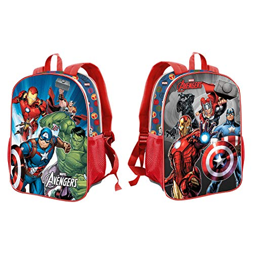 Karactermania The Avengers Force-Dual Rucksack Mochila