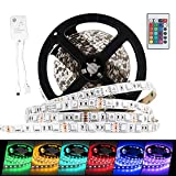XZZ LED-Licht-Bar, Set Voice Control Musik-Rhythmus 5050 Lichtstreifen 10 Meter 300 Lichter TV-Familienfeier Dekoration Lichtstreifen