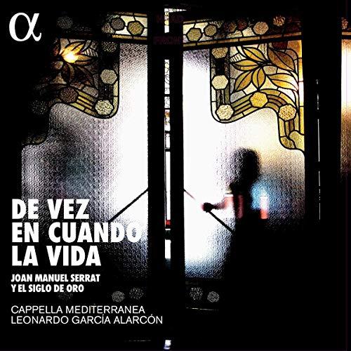 De vez en cuando la Vida - Joan Manuel Serrat y el Siglo de Oro [Vinyl LP, limited Edition of 1.000, Gatefold, Beiblatt, 180 gr.]